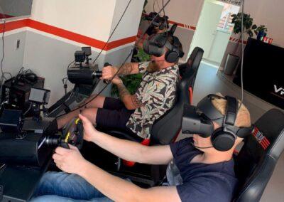 VR Racing Denmark Stemningsbilleder