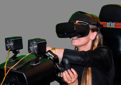 vr racing center danmark 1